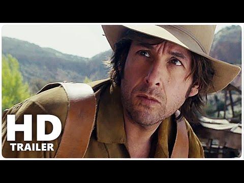 THE RIDICULOUS 6 Trailer | Adam Sandler Netflix Film 2015