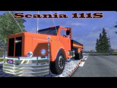 Scania 111s Super 1.25