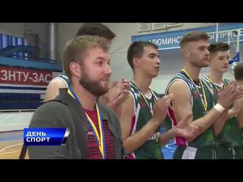 Гуляйпільска команда виборола 2 місце за Кубок області з баскетболу