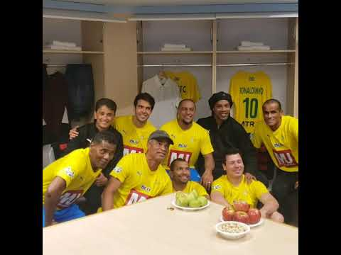 Mr. Roberto Carlos and other Legends