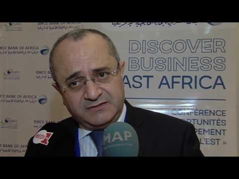 """Casablanca: rencontre sur """"l'opportunité de développement en Afrique de l'Est"""""""