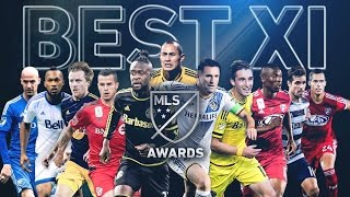 Major League Soccer today unveiled the 2015 MLS Best XI, which recognizes the League's top 11 players in a common soccer formation as nominated by MLS ...