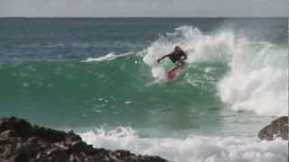 11 Yr Old Alyssa Lock Surfing