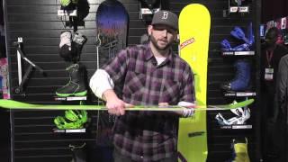 2013 Ride Crush Snowboard