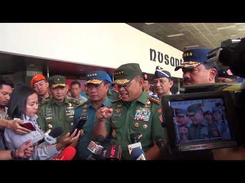 Penjelasan Mutasi Pati TNI Tahun 2017