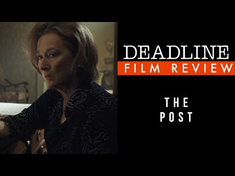 The Post Review - Meryl Streep, Tom Hanks