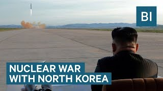 Video What Would Happen If North Korea Launched A Nuclear Weapon MP3, 3GP, MP4, WEBM, AVI, FLV Maret 2019