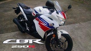 2. 2013 Honda CBR250R  ABS Walkaround