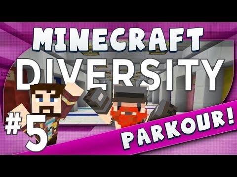 Minecraft Diversity #5 Pole Position (Parkour)