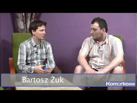 Bartosz Żuk o aparacie w HTC One - Komókomania.TV