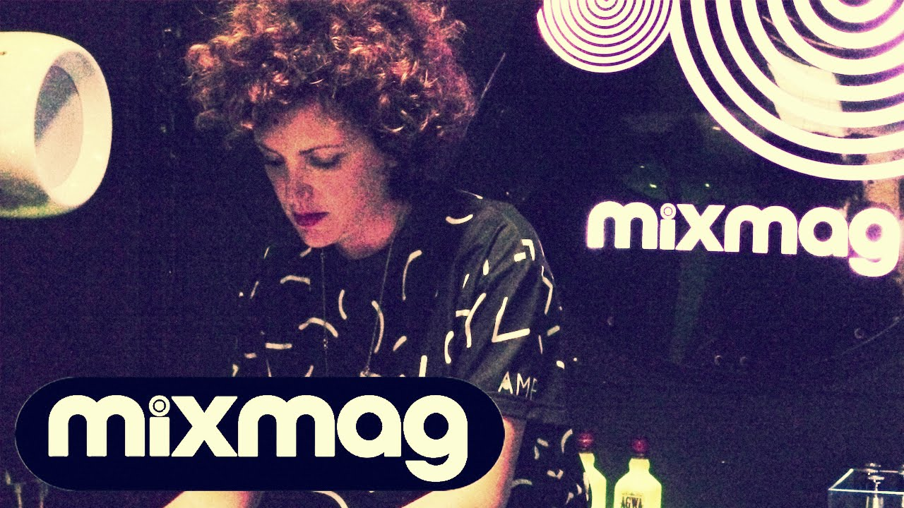 Annie Mac - Live @ Mixmag Lab LDN 2014