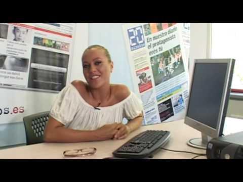 Entrevista a Daniela Blume (видео)