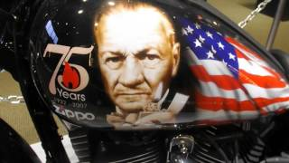 Bradford (PA) United States  city photos gallery : VAN TRAVEL TO THE ZIPPO MUSEUM IN BRADFORD PA!