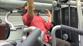 Wojciech Cejrowski, wybitny znawca treningu na siłowni wypowiada się na temat ćwiczeń