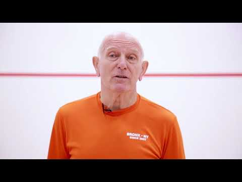 Squash tips: Introduction to coaching beginners with Bryan Patterson
