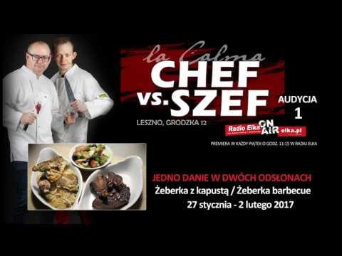 Wideo1: Chef vs Szef - potyczka 1
