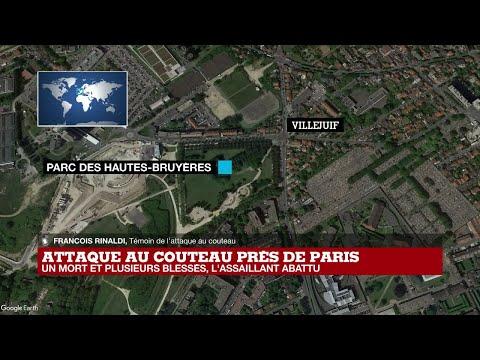 Un musulman a poignardé des passants à Villejuif près de Paris