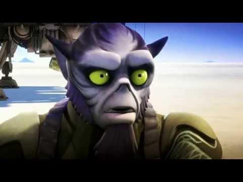 Star Wars Rebels Season 2 (Teaser)