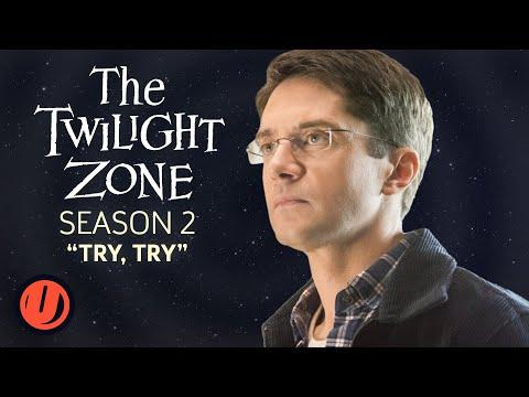 "The Twilight Zone Season 2: ""Try, Try"" Season 2 Episode 9 Breakdown & Easter Eggs!"