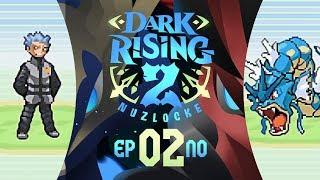 Pokémon Dark Rising 2 Nuzlocke w/ TheKingNappy! - Ep 2 Death Box: The Sequel by King Nappy