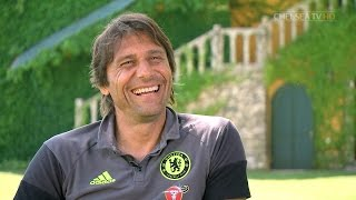 Video THE FULL FANS' INTERVIEW: Antonio Conte MP3, 3GP, MP4, WEBM, AVI, FLV Oktober 2017