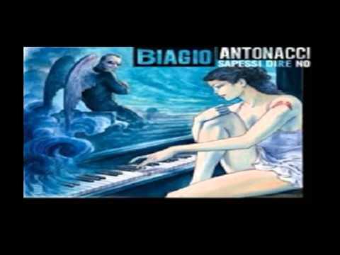 , title : 'Liberandoti di me - Biagio Antonacci (Sapessi dire no).'