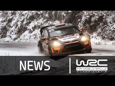 Vídeo resumen tramos 6 – 8 WRC Rallye Montecarlo 2015