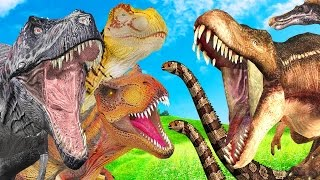 KIDS DINOSAUR TRAIN   LEARNING ABOUT DINOSAURS PART 4