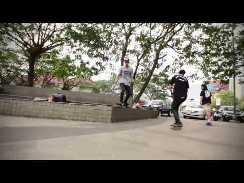 Bogor Skateboarding - Outlast Vol 1