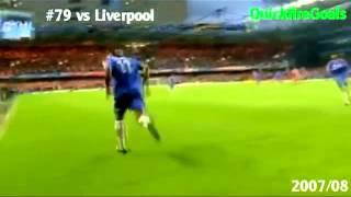 Didier Drogbas Treffer gegen den FC Arsenal