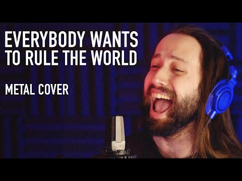 Everybody Wants To Rule The World - Tears For Fears (Metal Cover by Jonathan Young)