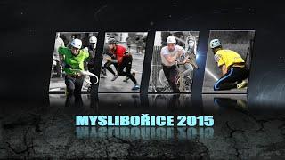 Třebíčská okresní liga Myslibořice 2015