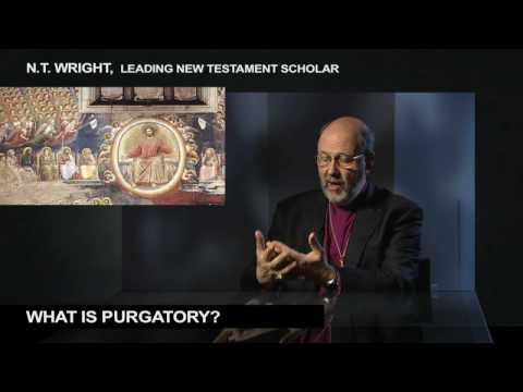 What is Purgatory? NT Wright on 100 Huntley Street (HD)