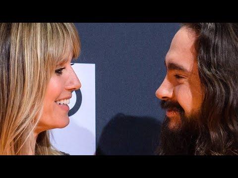 Heidi Klum und Tom Kaulitz haben auf Capri »Ja« gesag ...