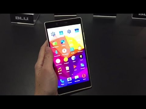 Blu Pure XL dangles high-end smartphone specs for low price