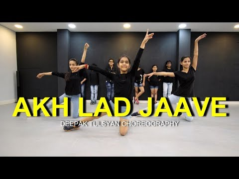 Video Akh Lad Jaave Dance | Full Class Video | Kids | Loveyatri | Deepak Tulsyan Choreography download in MP3, 3GP, MP4, WEBM, AVI, FLV January 2017