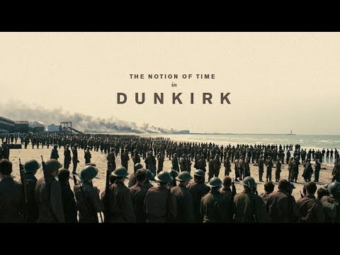 """How Christopher Nolan Manipulates Time in """"Dunkirk"""""""