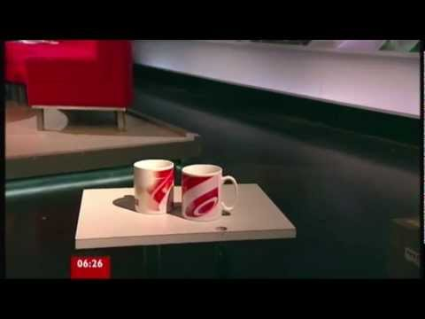 bbc breakfast - Montage of the final edition of the BBC's Breakfast programme from Studio 7 at TV Centre in London. The programme came from it's 'weekend home' in the News S...