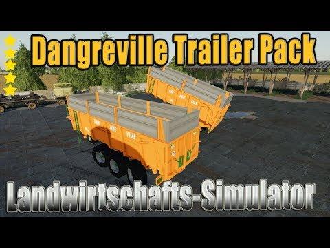 Dangreville Trailer Pack v1.0.0.0