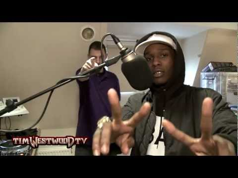 A$ap Rocky - A$AP Rocky freestyle this is how it goes down!