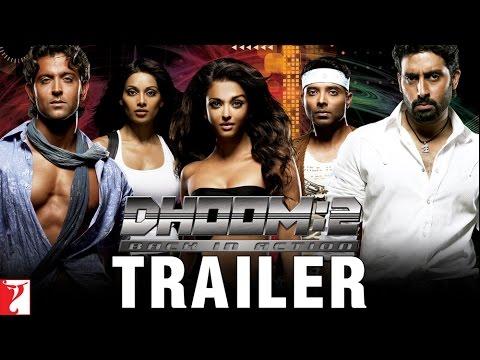Dhoom:2 | Official Trailer | Hrithik | Aishwarya | Abhishek | Bipasha | Uday