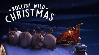 Tarjeta de Navidad para compartir. Rollin Christmas