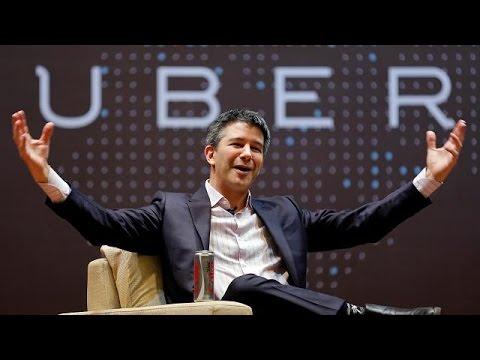 Uber: Την παραίτηση του υπέβαλε o συνιδρυτής και διευθύνων σύμβουλος της εταιρίας Τράβις Κάλανικ