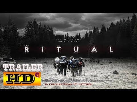 The Ritual Trailer|Official HD Trailer 2017| Rafe Spall Horror Movie |@ Trailer World