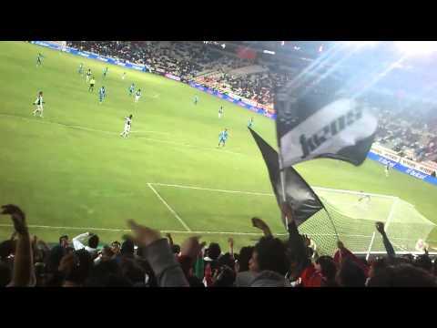 "Ultra Tuza::Cl.2013::""Negro Jose"" - Barra Ultra Tuza - Pachuca"