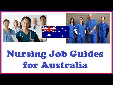 Video Working & Thriving as a Nurse in Australia download in MP3, 3GP, MP4, WEBM, AVI, FLV January 2017