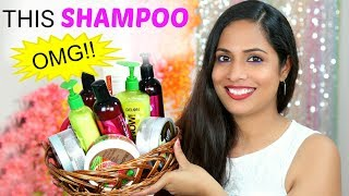 Stalk me - https://goo.gl/1gmCTAOMG, this is one of the best and most affordable shampoo that you'll find and as I get a ton of request to recommend good shampoo & conditioner so don't miss out on this one. Don't forget to LIKE, SHARE & COMMENT!!PRODUCTS SHOWN--------------------------------Delon Macadamia Oil Shampoo https://goo.gl/YGHdJtDelon Macadamia Oil Conditioner https://goo.gl/Mj8R73Delon Organic Conditioner https://goo.gl/YcZkafDelon Organic lotion https://goo.gl/j9qjMRDelon Body wash https://goo.gl/SC7kX6Delon Bubble Bath https://goo.gl/KGs1HnDelon Cocoa Butter Lotion https://goo.gl/pyRHgDDelon Pink Grapefruit & Lemon Body butter https://goo.gl/z1FrdbDelon Acai and Goji Body Butter https://goo.gl/JFUeHEDelon Fleur de cerisier https://goo.gl/Y9FiK6Delon Vanilla vanille body butterhttps://goo.gl/peC4aiRELATED MAKEUP VLOGS ---------------------------------------------Under Rs 200/- Budget - 25 MUST TRY Affordable Makeup & Beauty Productshttps://youtu.be/O5H28-SF0xcAffordable Skincare & Haircare Kits - All Products Under ₹500/- https://youtu.be/vCgaiNgkz6sAffordable Makeup Kit - All Products Under ₹500/- https://youtu.be/Q7IxDo_lgXMEasy Affordable Everyday #Selfie Lookhttps://youtu.be/AI1deF8BcdUSweat-Proof & Water-Proof Makeup? Is it REAL?https://www.youtube.com/watch?v=h_-GPUPStf4How To Apply EYESHADOW Perfectly - The Beginners Guidehttps://youtu.be/GKg9LqighOcHow To Avoid Cakey Foundation - DO'S & DON'Thttps://youtu.be/y-bKs0dM6tEPerfect Winged Eyeliner - Step By Step Tutorialhttps://youtu.be/nJZEc47ATDwIndian Bridal Makeup (ORANGE) - Step By Step Tutorialhttps://youtu.be/6HiKOnNIqpQ3-In-1 Valentine Makeup Tutorial - Sweet, Glam & Sexyhttps://youtu.be/mj7hPT_QkGs6 Different Eyeliner Looks - Using Single Kajal Pencilhttps://www.youtube.com/watch?v=i8kKFcypQoA#GRWM for My Cousins Wedding - Makeup, Hair & Outfithttps://www.youtube.com/watch?v=LBTlzrLb13k#GRWM In Just 5 Minutes - Makeup, Hair & Outfithttps://www.youtube.com/watch?v=n_XTmVwJVjI*COPPER* Makeup # 