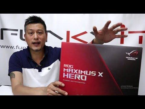 The Best Z370 Motherboard ever? - Asus ROG Maximus X Hero