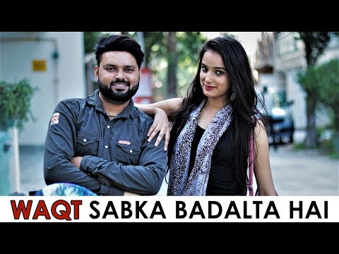 Waqt Sabka Badalta Hai | Time Changes | Heart Touching Hindi Love Story | Fuddu Kalakar
