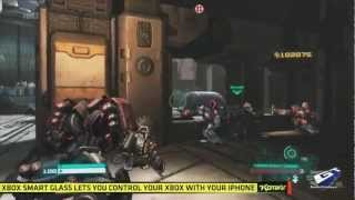 Transformers: Fall Of Cybertron - E3 2012: Metroplex Interview